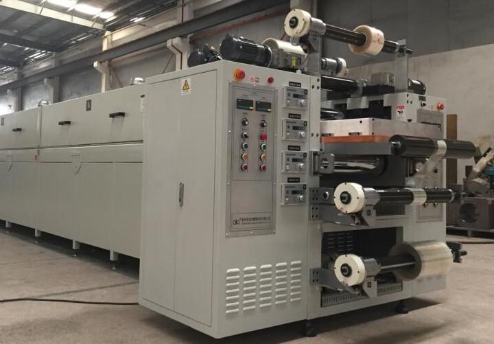 导热硅胶压延机生产线