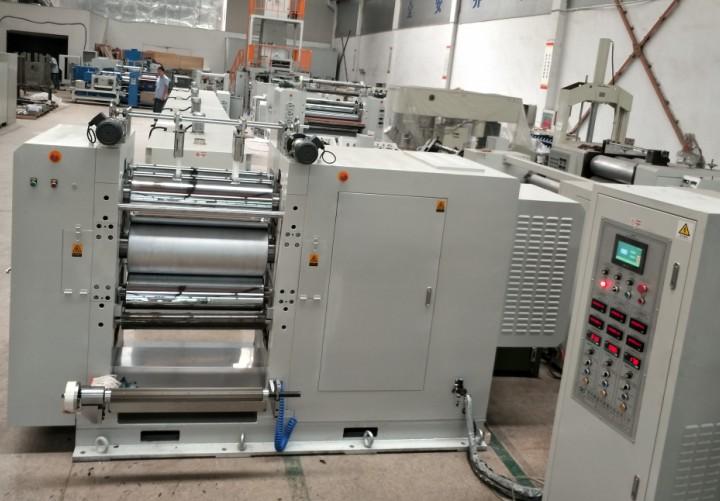 固态发泡硅胶压延机生产线