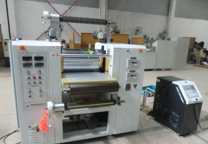 PCM相变化导热硅胶压延机